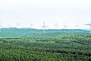 清洁能源让城市更风光