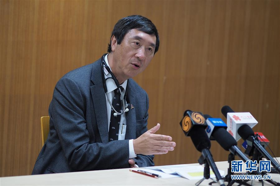 (XHDW·图文互动)(2)港澳各界热议习近平主席指示 愿积极参与科技强国建设