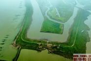 """3万亩洞庭湖湿地被圈成""""私家湖泊"""""""