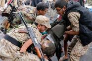 沙特领导的多国联军空袭也门西北部致8人死亡