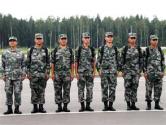 """中国陆军首次赴俄参加""""道路巡逻""""比赛"""