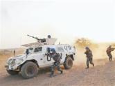 我赴南苏丹维和步兵营官兵在战火中托举和平希望