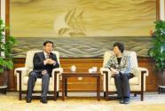 中德環保陳澤峰向清華大學捐贈5億元 支持環保研究助力科研創新