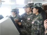 陸軍首批船艇女士官學員完成院校培訓