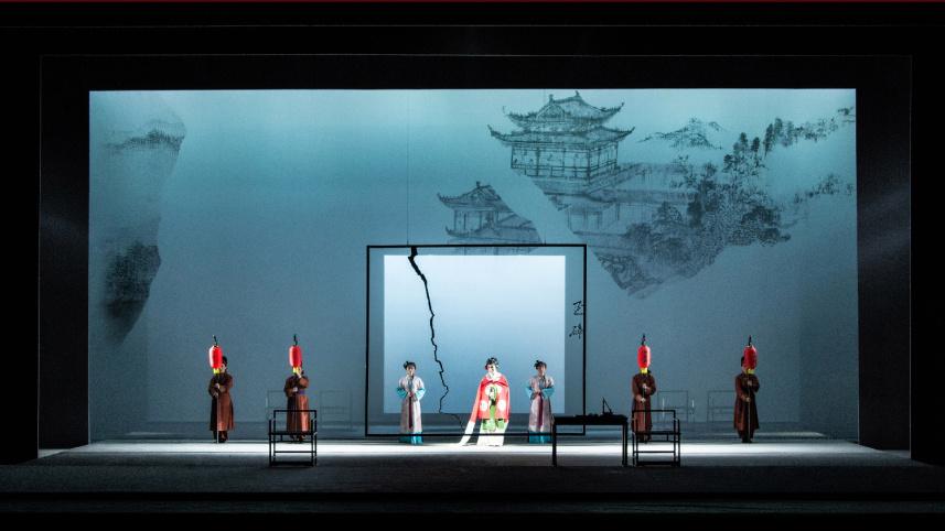 """中國舞美設計家獲布拉格演出設計與空間四年展""""最佳燈光設計獎"""""""