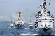 埃及和法国在地中海举行联合军事演习