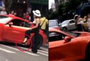 重庆保时捷女司机为何这般嚣张?