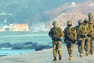 朝方表示韩美联合军演停止前北南难以接触