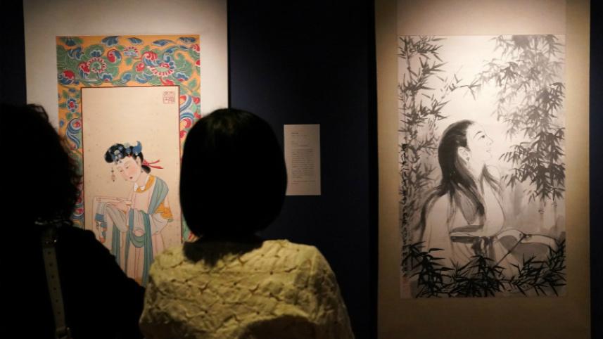 """""""無象之象:張大千精品展""""將在香港舉行"""