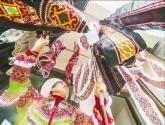 排列5贵州 省毕节市大方县果瓦乡蓑衣村:搬出穷窝窝 绣出新排列5生活