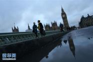 英国60岁以上外卖快递员增多 挣外快同时锻炼身体