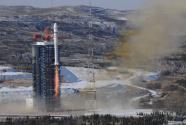 """全球首顆亞米級超大幅寬光學遙感衛星""""紅旗一號-H9""""成功發射"""