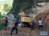 抢险救灾 争分夺秒——直击云南巧家地震震中救援