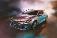 一汽丰田亚洲龙——TNGA旗舰车型的魅力