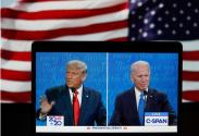 决战交锋,美总统候选人各出猛招