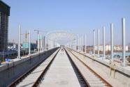 中建八局二公司参建的济南轨道交通2号线开通试运行
