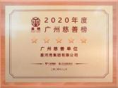 """星河湾获授广州""""最具影响力慈善企业"""""""