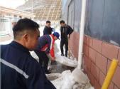 零下20℃下的堅守——方大九鋼甘肅東鄉扶貧人員打好嚴冬安全生產保衛戰