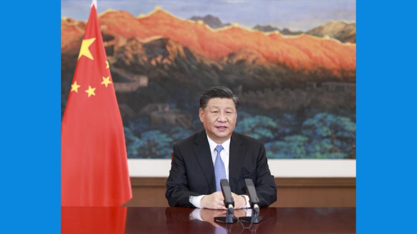 習主席寄語中國-東盟關系更大發展