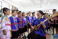 广西柳州:非遗文化进校园